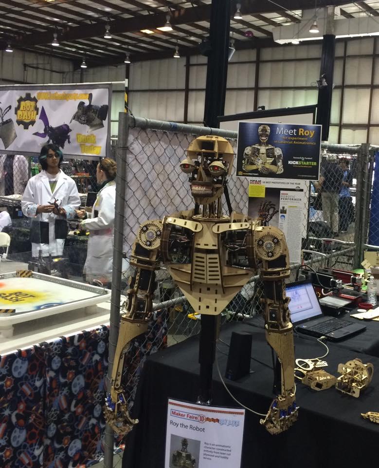 Maker Faire - robots (4)