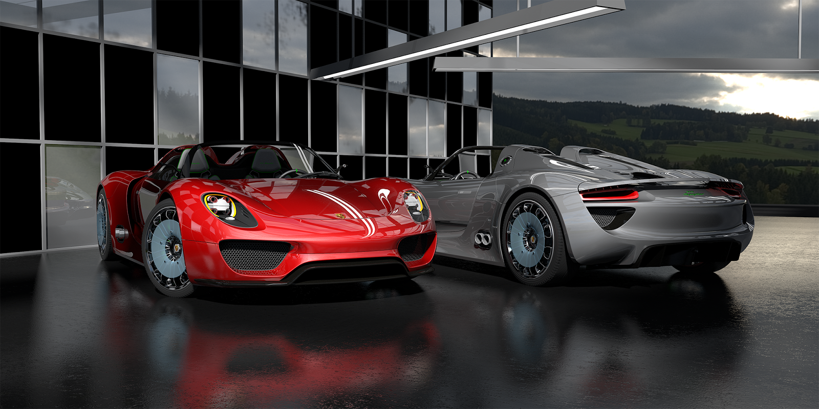 Porsche_918_flyer_image_red_silver_2k